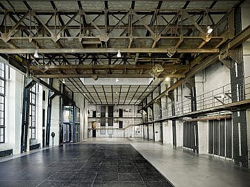 Eventlocation-Industrie-ewerk Berlin-Halle F-Blick Ost gerade